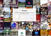 #Travel Landing Page